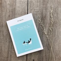 Một cuốn sách về CHỦ NGHĨA TỐI GIẢN - một cuốn sách dành cho sự thay đổi.