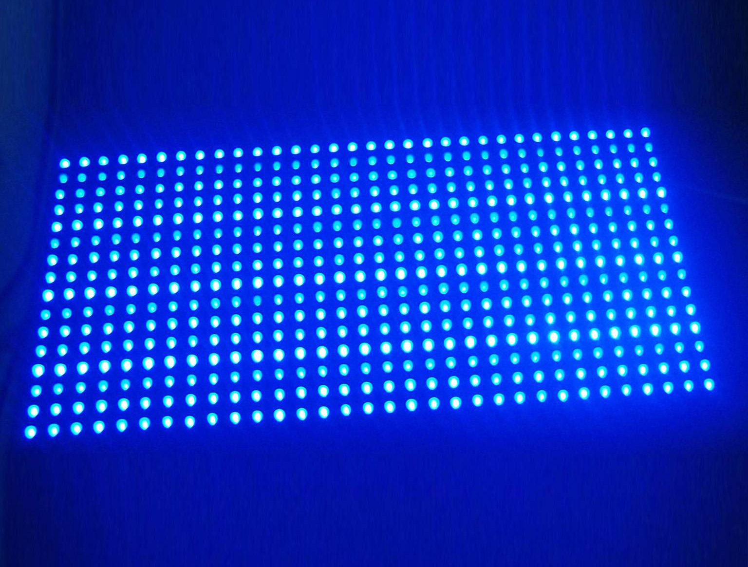Làm thế nào để phát huy LED trong thiết kế sân khấu truyền hình ?