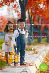 Ba yếu tố giúp bạn chụp ảnh bé thật đẹp.