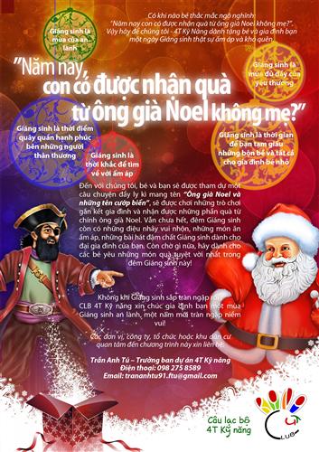 Giáng sinh - 4T Kỹ Năng