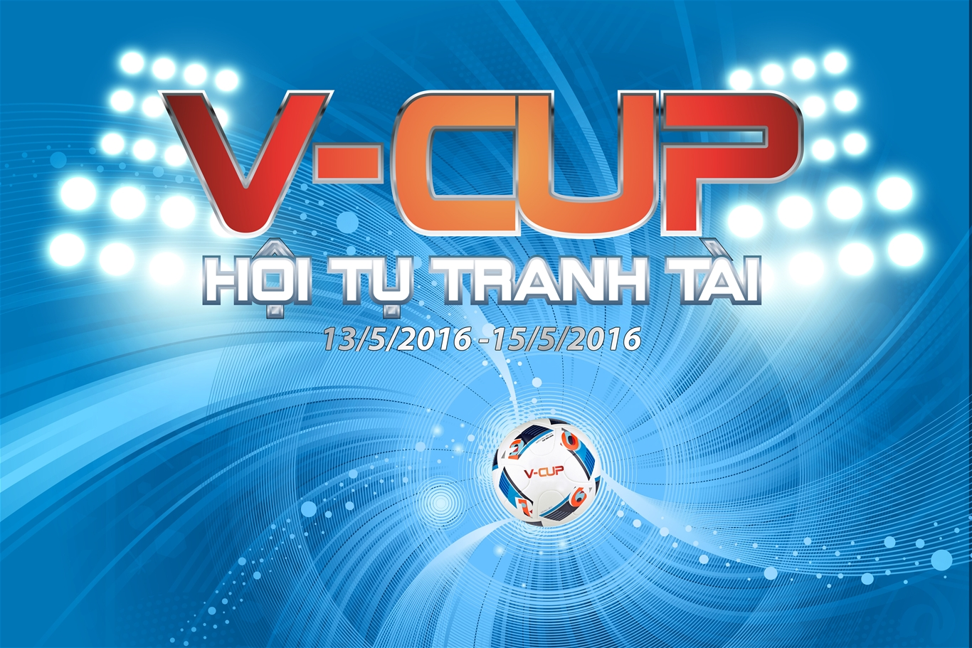 Backdrop V-Cup