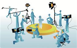 Làm phim hoạt hình infographic video