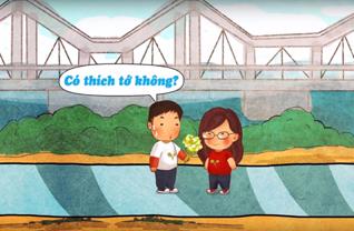 Phim hoạt hình: Phố yêu Hà Nội